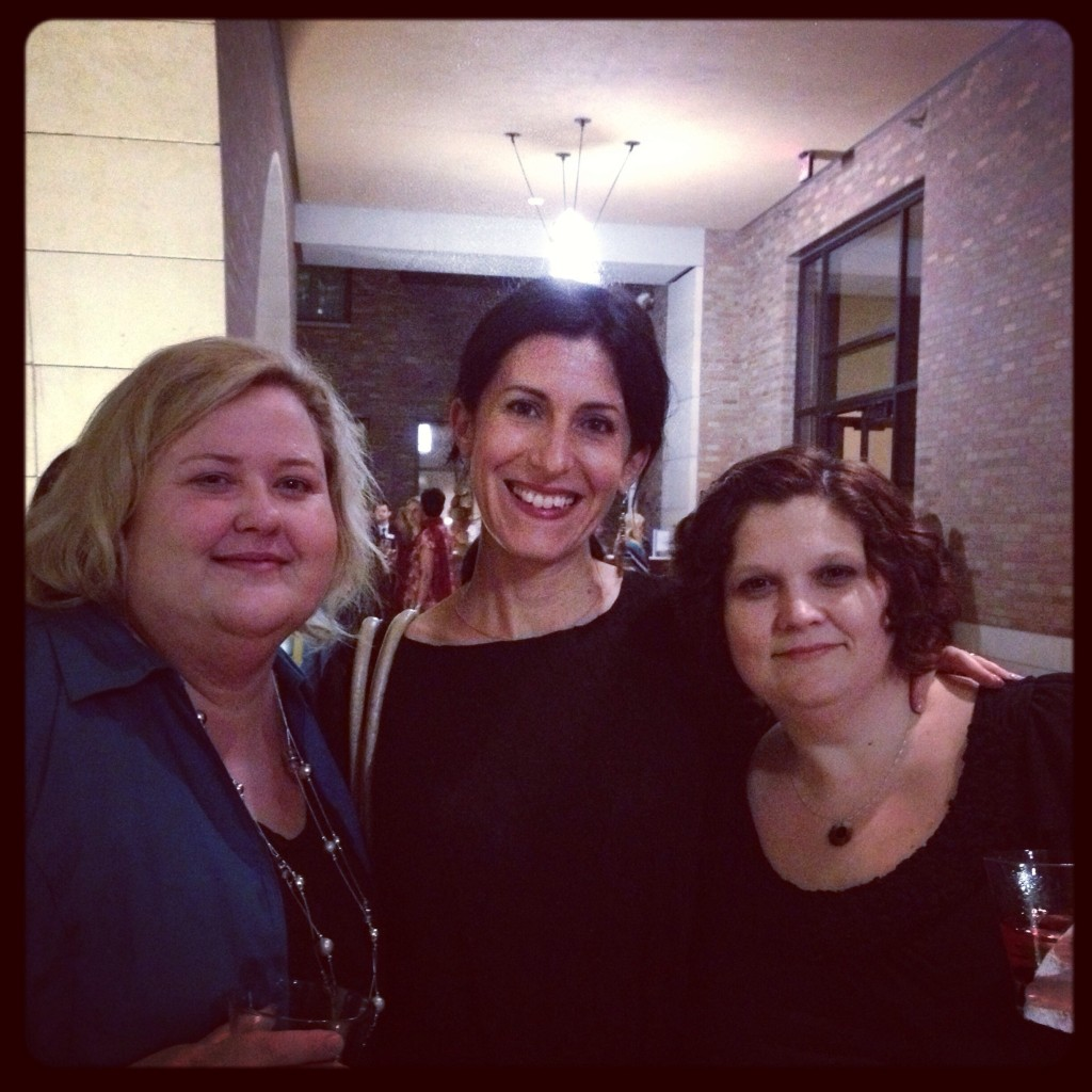 Ann Imig and me after LTYM Austin 2013