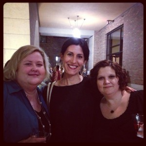 Tristan Mercado, Ann Imig, and Ava Love Hanna after LTYM Austin 2013