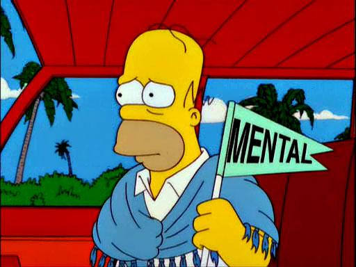 Summer SAD Homer