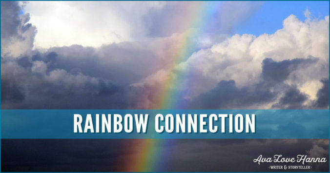 The essay, Rainbow Connection, by Ava Love Hanna
