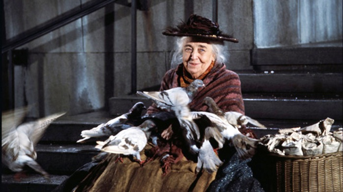 My possible future as a crazy bird lady