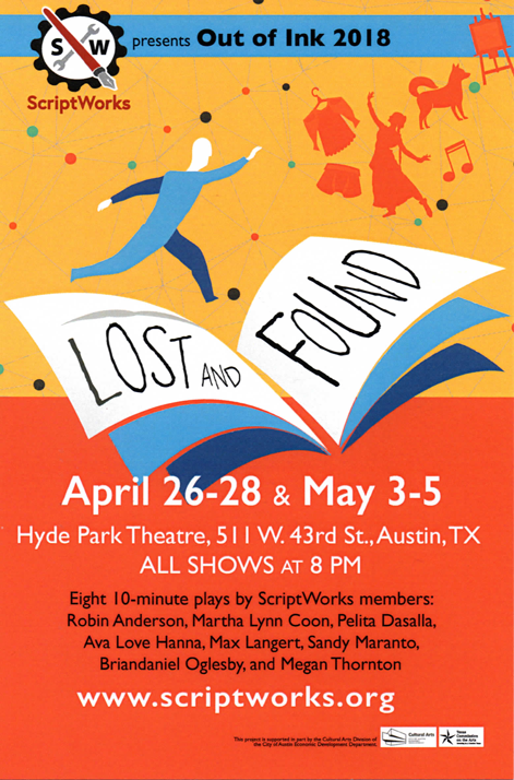 ScriptWorks Out of Ink 2018 - Lost and Found