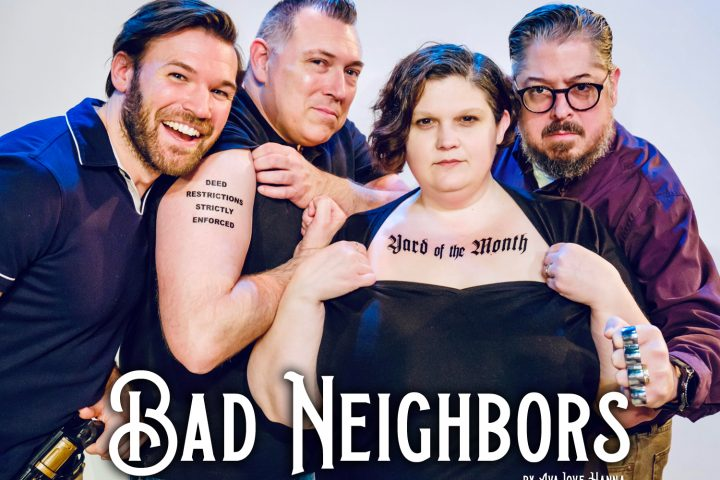 Bad Neighbors by Ava Love Hanna