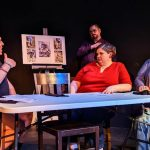 Bad Neighbors by Ava Love Hanna at Hyde Park Theatre
